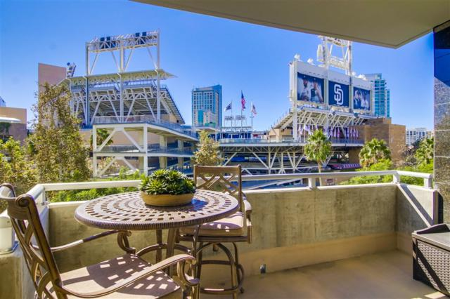 253 10Th Ave #424, San Diego, CA 92101 (#180059064) :: Coldwell Banker Residential Brokerage