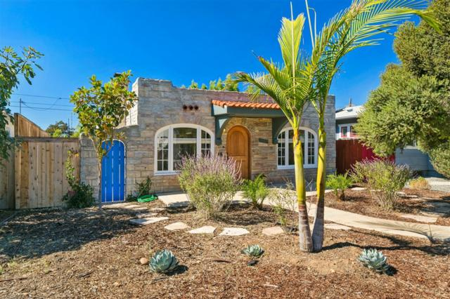 3364 33Rd St, San Diego, CA 92104 (#180059074) :: Coldwell Banker Residential Brokerage