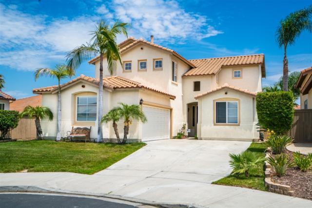 2007 Pinion Hills Rd., Chula Vista, CA 91913 (#180059089) :: Coldwell Banker Residential Brokerage