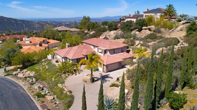 9734 Little Canyon Ln, Escondido, CA 92026 (#180059359) :: Whissel Realty
