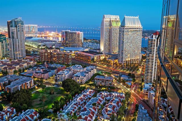 700 W E Street #3704, San Diego, CA 92101 (#180059605) :: Neuman & Neuman Real Estate Inc.