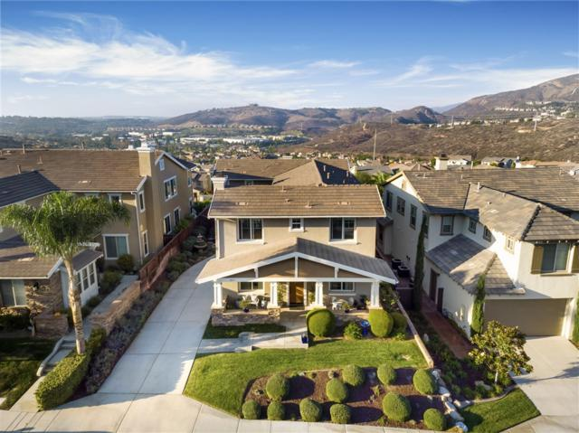 2817 Dove Tail Dr, San Marcos, CA 92078 (#180059718) :: Heller The Home Seller