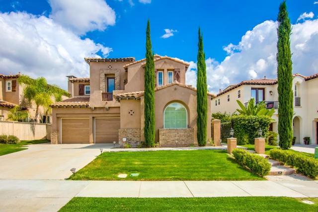 1321 Blue Sage Way, Chula Vista, CA 91915 (#180059731) :: Heller The Home Seller