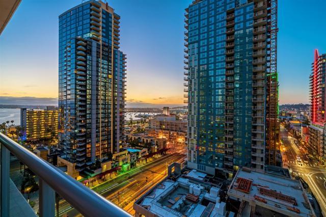 1262 Kettner Blvd #1502, San Diego, CA 92101 (#180059931) :: Pugh | Tomasi & Associates