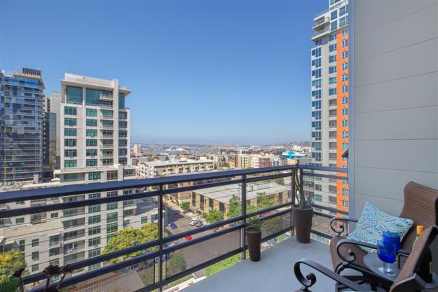 1494 Union St #1009, San Diego, CA 92101 (#180060144) :: Heller The Home Seller
