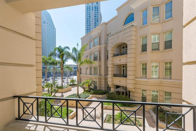 650 Columbia Street #218, San Diego, CA 92101 (#180060217) :: Keller Williams - Triolo Realty Group