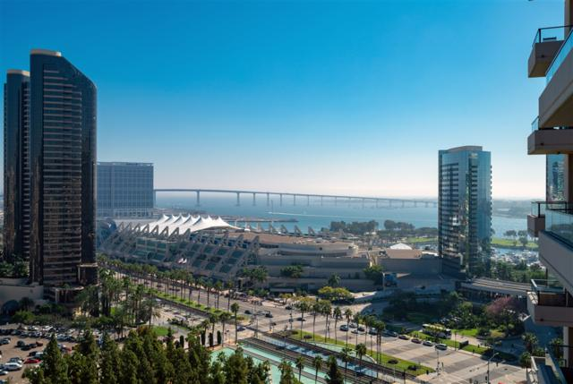 550 Front Street #1704, San Diego, CA 92101 (#180060250) :: Farland Realty