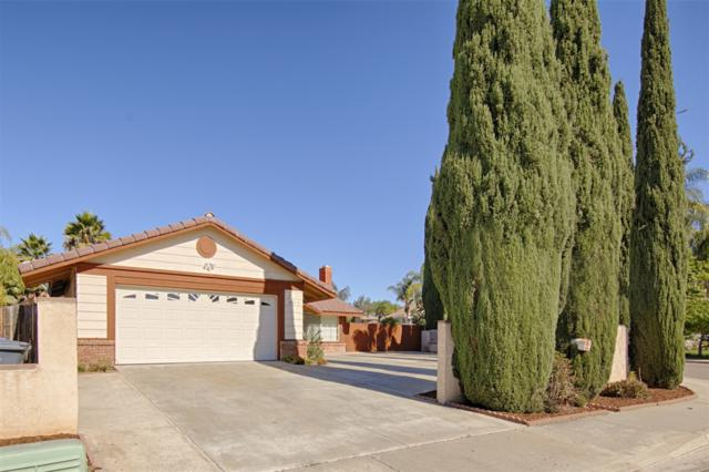 2054 Donahue Dr., El Cajon, CA 92019 (#180060425) :: The Yarbrough Group