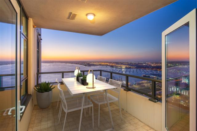 1205 Pacific Hwy #3203, San Diego, CA 92101 (#180060449) :: Beachside Realty