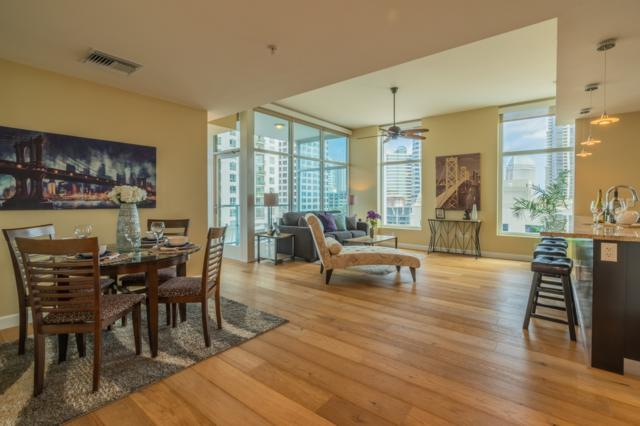 1262 Kettner Blvd #803, San Diego, CA 92101 (#180060503) :: Pugh | Tomasi & Associates
