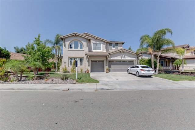 2443 Turning Trail, Chula Vista, CA 91914 (#180060567) :: Heller The Home Seller