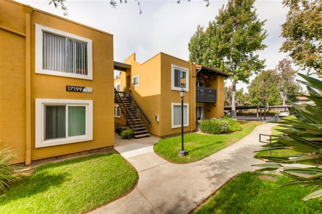 17199 W Bernardo Dr #201, San Diego, CA 92127 (#180060611) :: Keller Williams - Triolo Realty Group