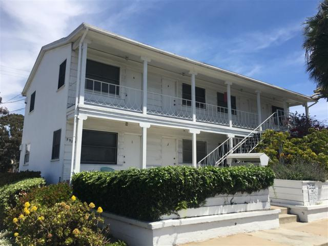 3989-91 Haines St, San Diego, CA 92109 (#180060804) :: Whissel Realty