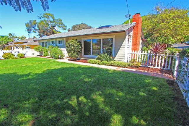 1303 Hermes Ave, Encinitas, CA 92024 (#180060905) :: Keller Williams - Triolo Realty Group