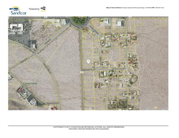 Lot 39 Borrego Springs Rd #39, Borrego Springs, CA 92004 (#180060965) :: Keller Williams - Triolo Realty Group
