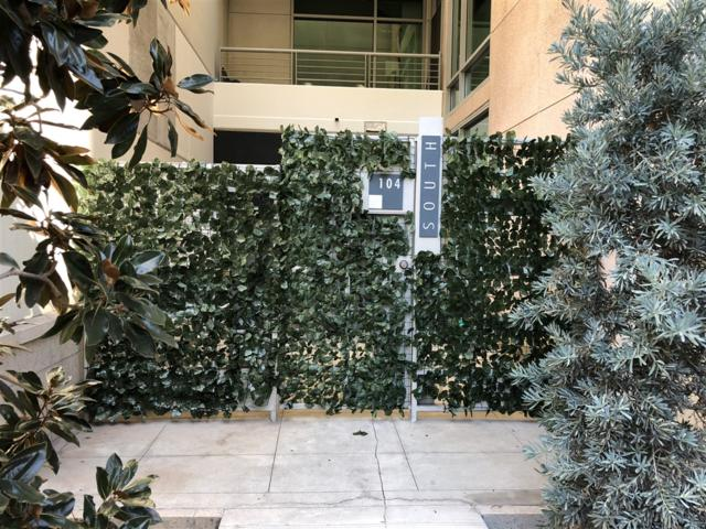 425 W Beech St #104, San Diego, CA 92101 (#180061091) :: Ascent Real Estate, Inc.