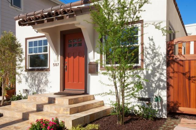 507 7th Street, Coronado, CA 92118 (#180061139) :: Pugh | Tomasi & Associates