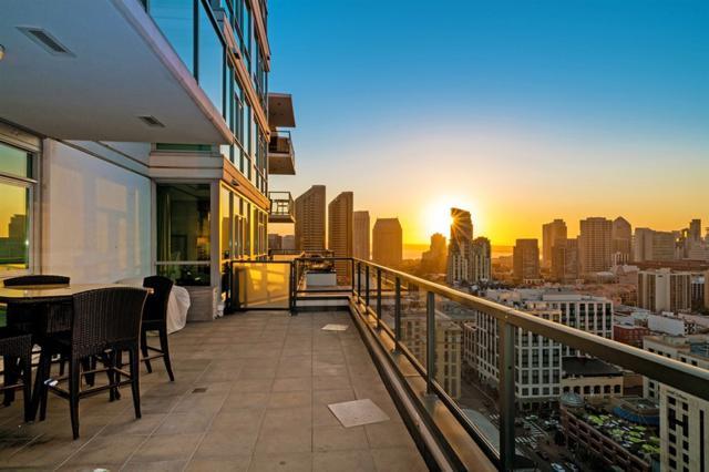 325 7th Avenue #2101, San Diego, CA 92101 (#180061221) :: Farland Realty