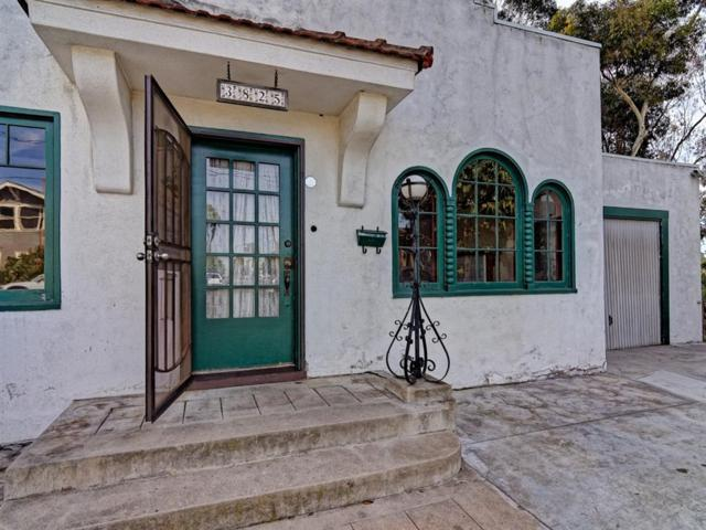 3825 Eagle St, San Diego, CA 92103 (#180061342) :: Ascent Real Estate, Inc.