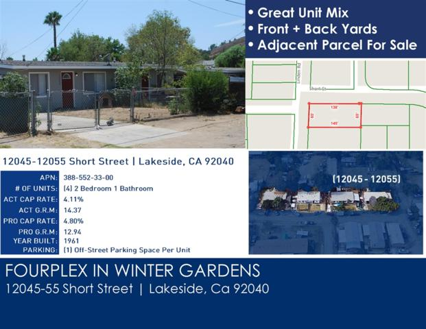 12045-55 Short Street, Lakeside, CA 92040 (#180061383) :: Ascent Real Estate, Inc.