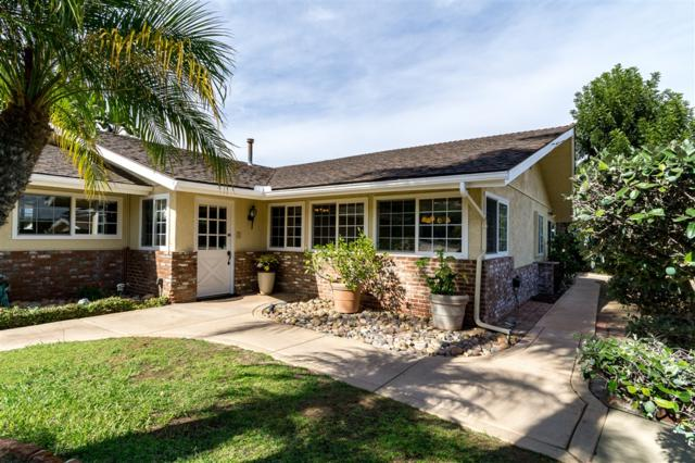 1328 Bernita Rd., El Cajon, CA 92020 (#180061393) :: Steele Canyon Realty