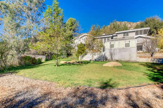 11811 Wildcat Canyon Road, Lakeside, CA 92040 (#180061463) :: The Yarbrough Group