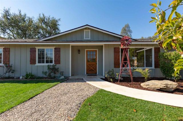 1115 S S Stage Coach Ln, Fallbrook, CA 92028 (#180061474) :: The Houston Team | Compass