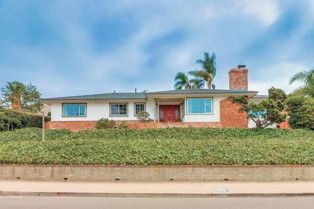 2689 Poinsettia Dr, San Diego, CA 92106 (#180061492) :: Ascent Real Estate, Inc.