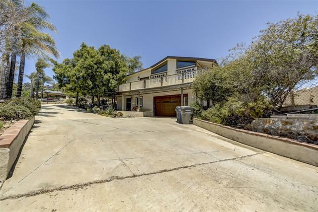 9200 Tropico Dr, La Mesa, CA 91941 (#180061509) :: Heller The Home Seller