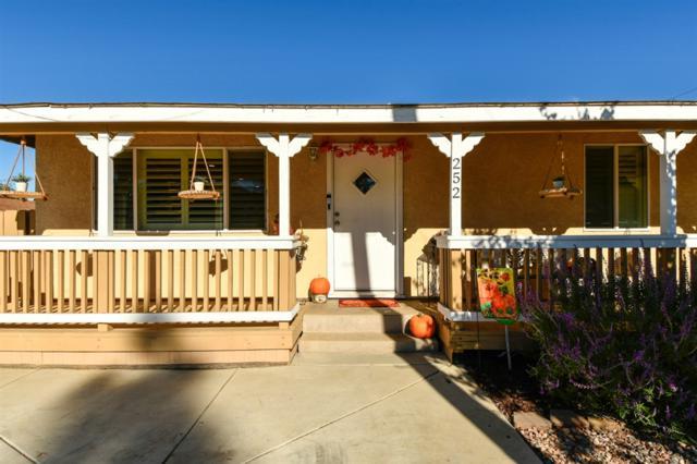 252 E 15th Ave, Escondido, CA 92025 (#180061519) :: Ascent Real Estate, Inc.