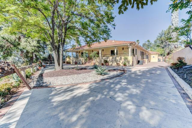 9845 El Capitan Real Rd, El Cajon, CA 92021 (#180061755) :: Whissel Realty