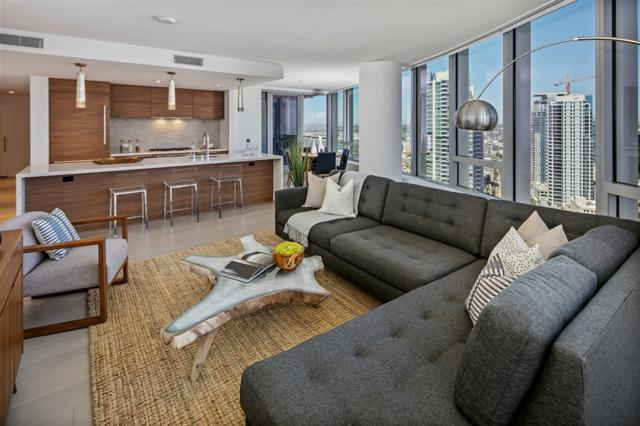 888 W E Street #2805, San Diego, CA 92101 (#180061849) :: Ascent Real Estate, Inc.
