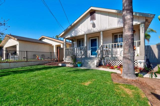 335 W Connecticut Ave, Vista, CA 92083 (#180061951) :: Jacobo Realty Group