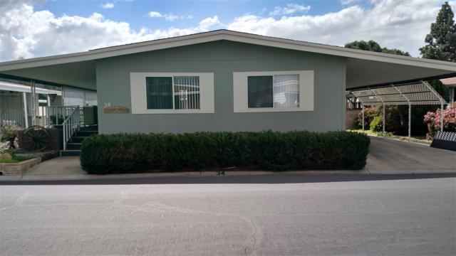 9255 N Magnolia  Ave #34, Santee, CA 92071 (#180062102) :: Pugh | Tomasi & Associates