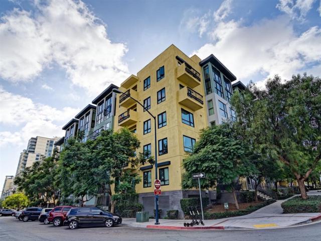 889 Date #405, San Diego, CA 92101 (#180062193) :: Pugh | Tomasi & Associates