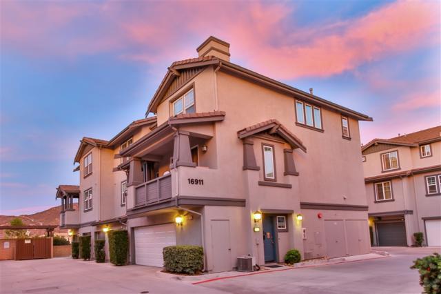 16911 Bixby Street #23, San Diego, CA 92127 (#180062284) :: Heller The Home Seller