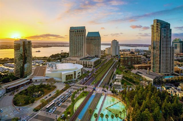 100 Harbor Drive #2704, San Diego, CA 92101 (#180062342) :: Coldwell Banker Residential Brokerage