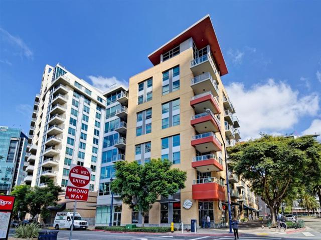206 Park Blvd #803, San Diego, CA 92101 (#180062466) :: Kim Meeker Realty Group