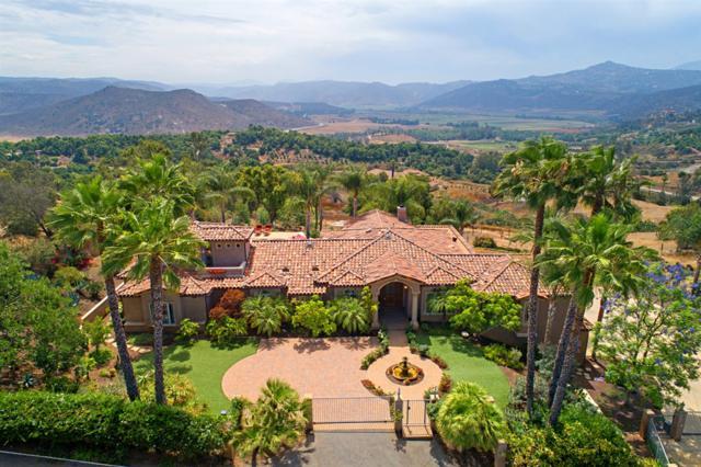 1604 Quail Ridge Road, Escondido, CA 92027 (#180062514) :: Keller Williams - Triolo Realty Group