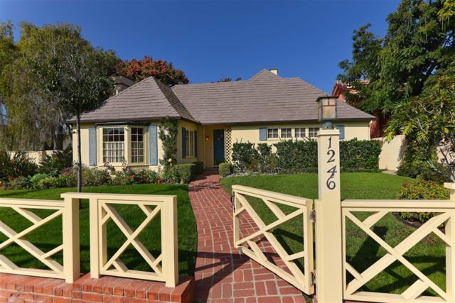 1246 Virginia Way, La Jolla, CA 92037 (#180062628) :: Neuman & Neuman Real Estate Inc.