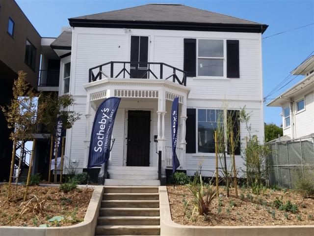 2138 Front St, San Diego, CA 92101 (#180062637) :: Coldwell Banker Residential Brokerage
