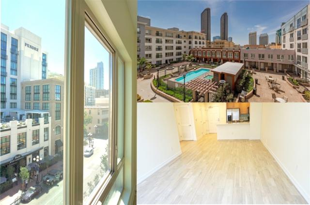450 J St #6011, San Diego, CA 92101 (#180062643) :: PacifiCal Realty Group