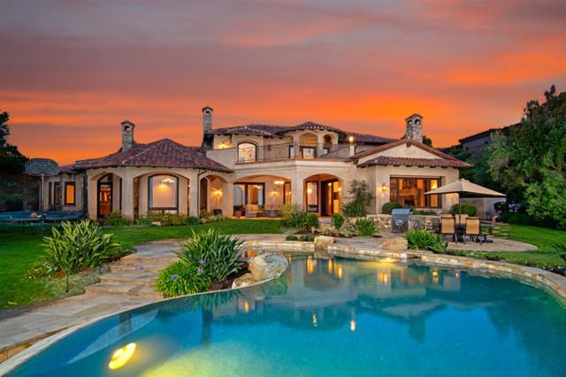 8018 Camino De Arriba, Rancho Santa Fe, CA 92067 (#180062657) :: Keller Williams - Triolo Realty Group