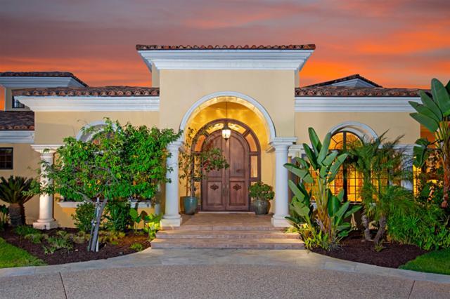 8036 Camino De Arriba, Rancho Santa Fe, CA 92067 (#180062668) :: Keller Williams - Triolo Realty Group