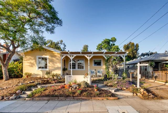 1012 Johnson Ave, San Diego, CA 92103 (#180062702) :: Jacobo Realty Group