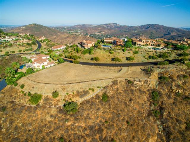 Lot 23 Via Ambiente #23, Rancho Santa Fe, CA 92067 (#180062703) :: KRC Realty Services