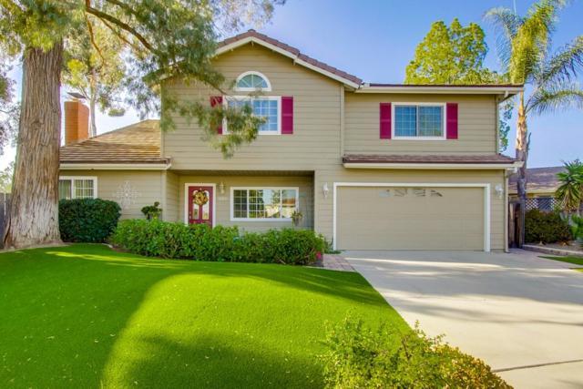 10811 Maestria Ct, San Diego, CA 92124 (#180062716) :: Neuman & Neuman Real Estate Inc.