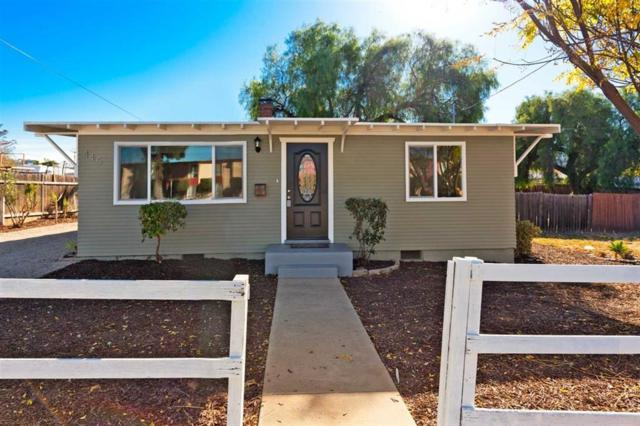 445 W Washington Ave, El Cajon, CA 92020 (#180062736) :: Keller Williams - Triolo Realty Group
