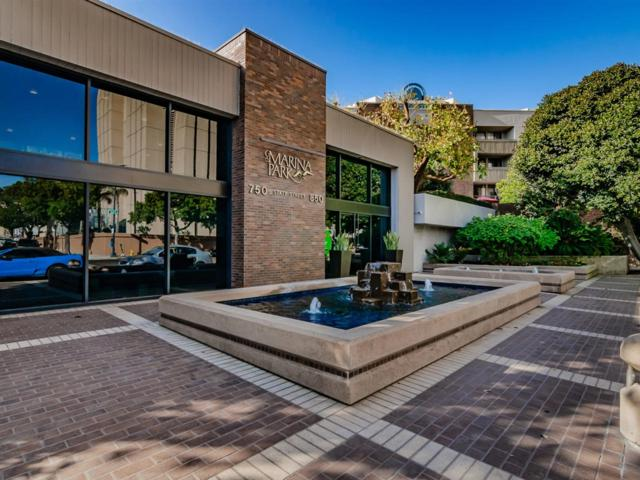 850 State St #425, San Diego, CA 92101 (#180062785) :: Heller The Home Seller