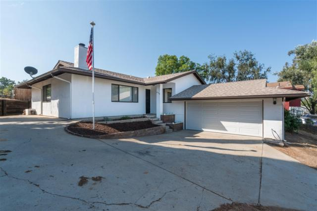 674 Sabrina Terrace, Ramona, CA 92065 (#180062870) :: The Najar Group